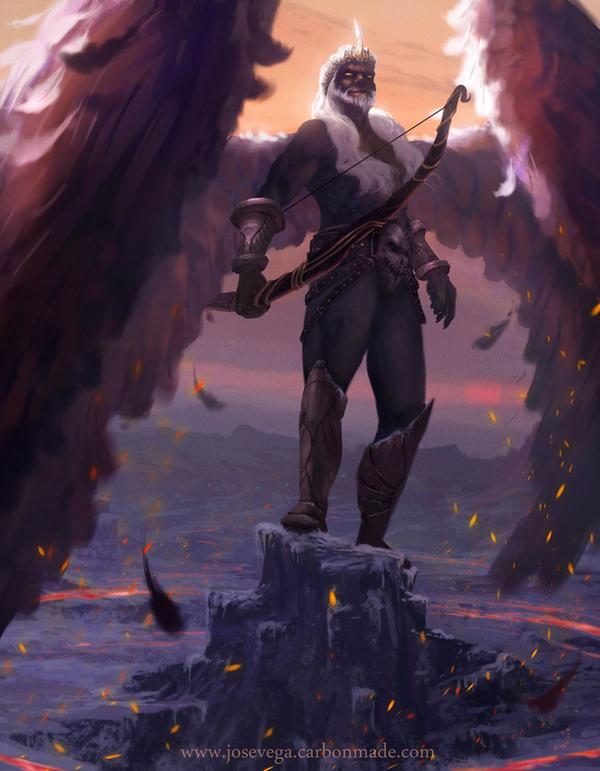 Conqueror by artofjosevega