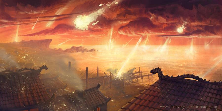 Armageddon by artofjosevega
