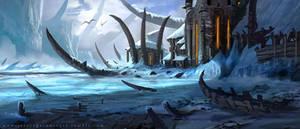 Ice Viking Castle