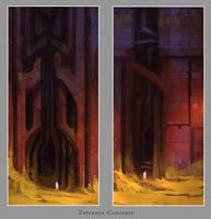 Entrance-concepts by artofjosevega
