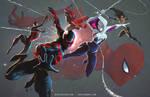 Spiderman collab