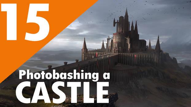 Photobashing a Castle
