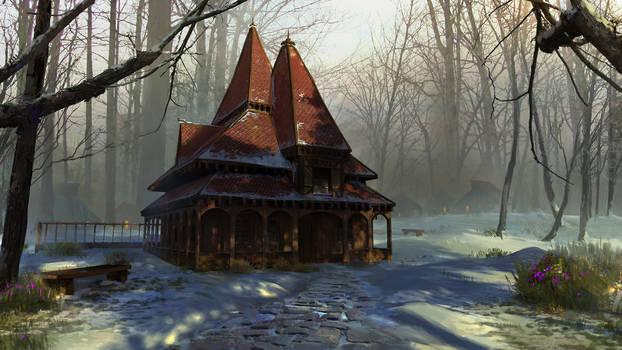 Castlevania Season 3 Judges House