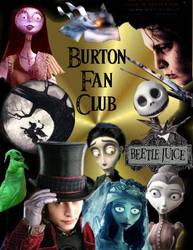 Burton Fan Club ID Entry
