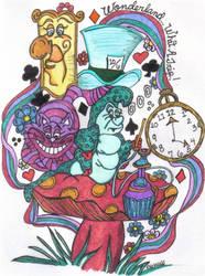 Wonderland-What A Trip