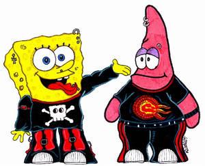 SpongeBob PunkPants