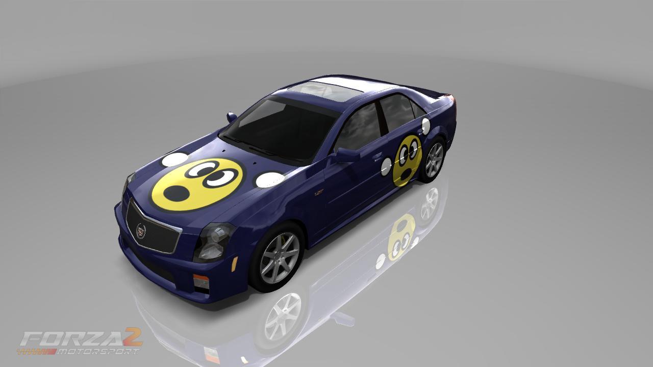 Forza 2 Cadillac Panic Gif Car By Travace On Deviantart