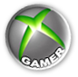xbox Gamer Button by Deviant-Buttons