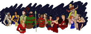 Merry Christmas from Thedas !