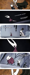 Do you remember ? ~ Hollow Knight by Awlita