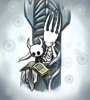 Story Time ~ Hollow Knight by Awlita
