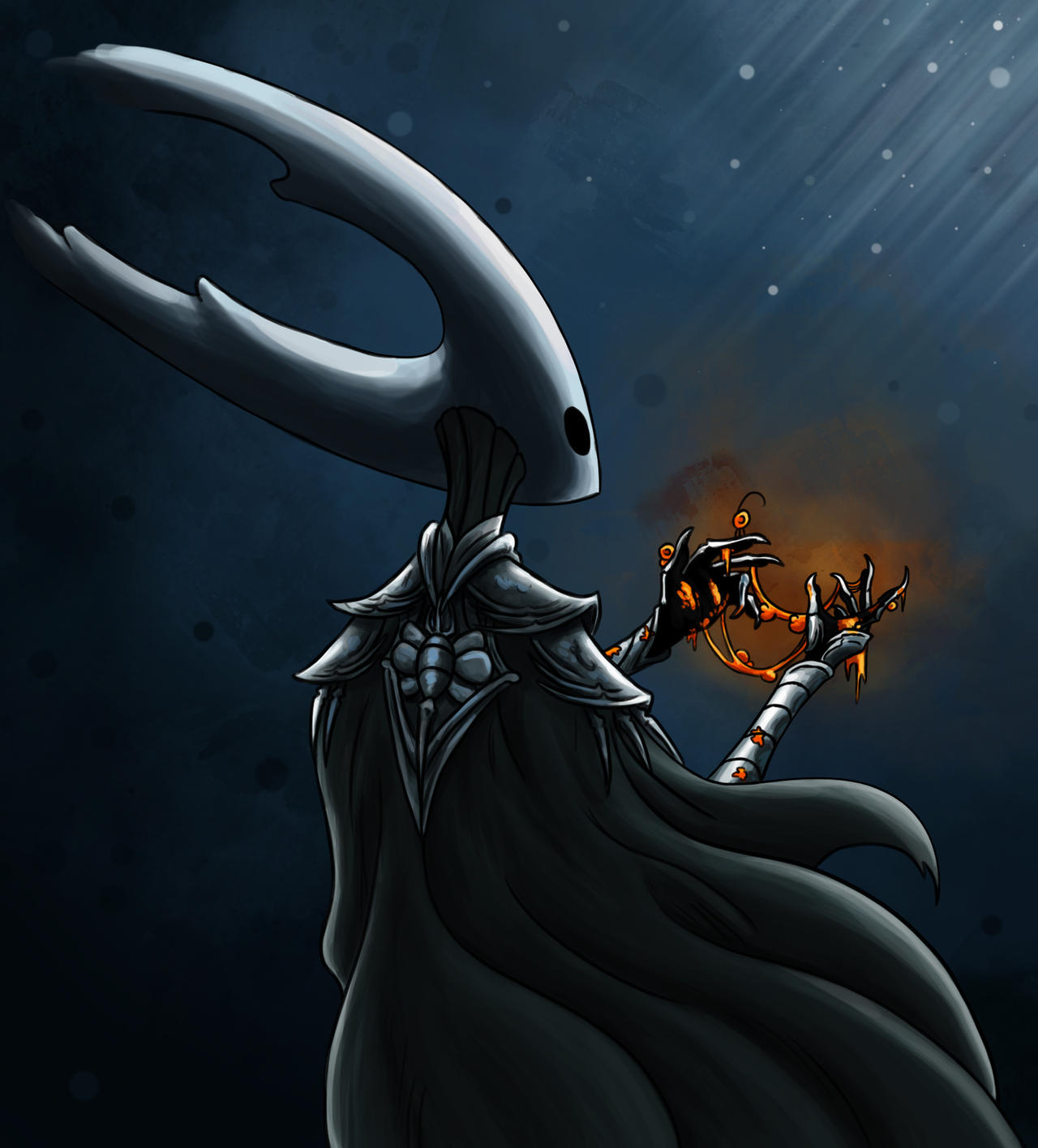 Destiny ~ Hollow Knight by Awlita