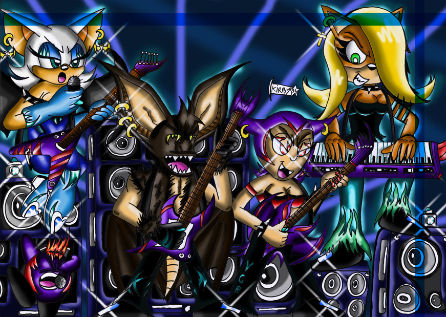 Mes multiples passions Metal_band_by_Kirby_54