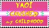 YaoiCrushedmyChildhood Stamp by Artemis-aka-Diana