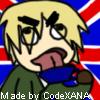 England Icon by CodeXANA