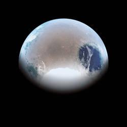 Brown Mars by slimysomething