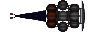 Space Nomad Ship