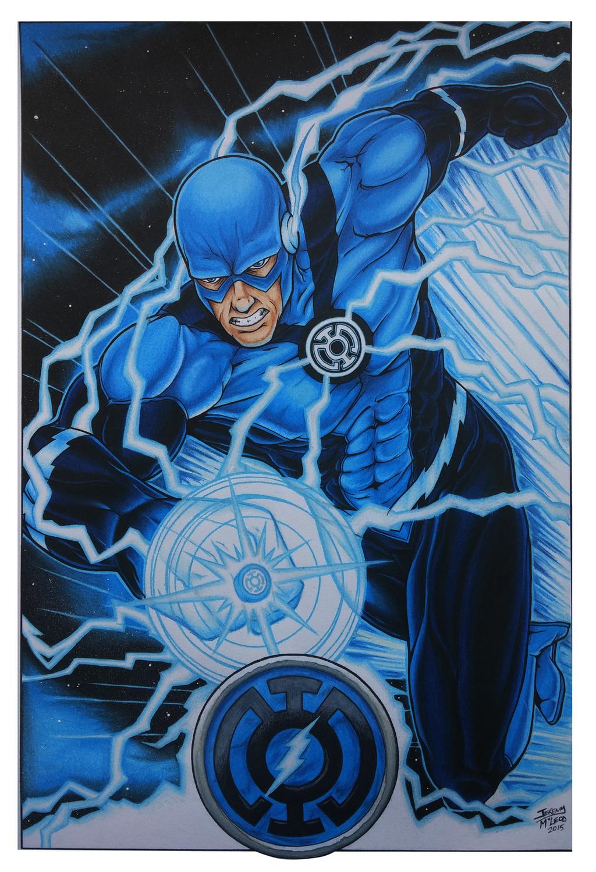 Buy Blue Lantern Ring