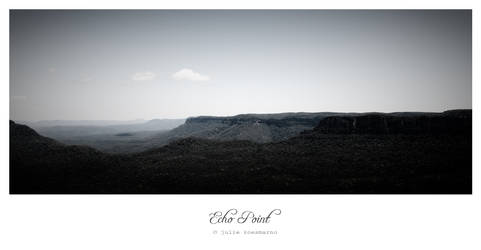 Echo Point by juliekoesmarno