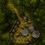 Iron Tower Mercenary Camp.
