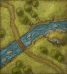 River Crossing Battlemap