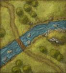 River Crossing Battlemap