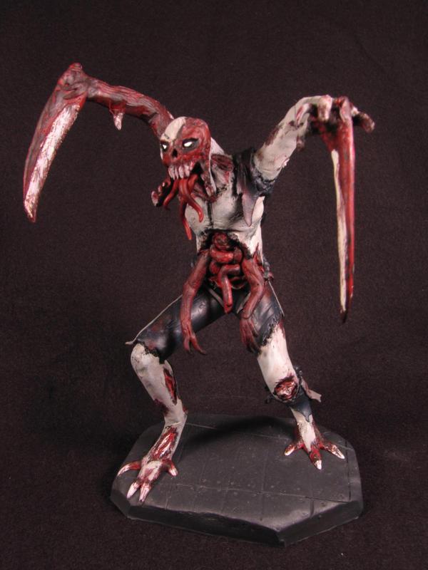 Necromorph Slasher redone by adavis182