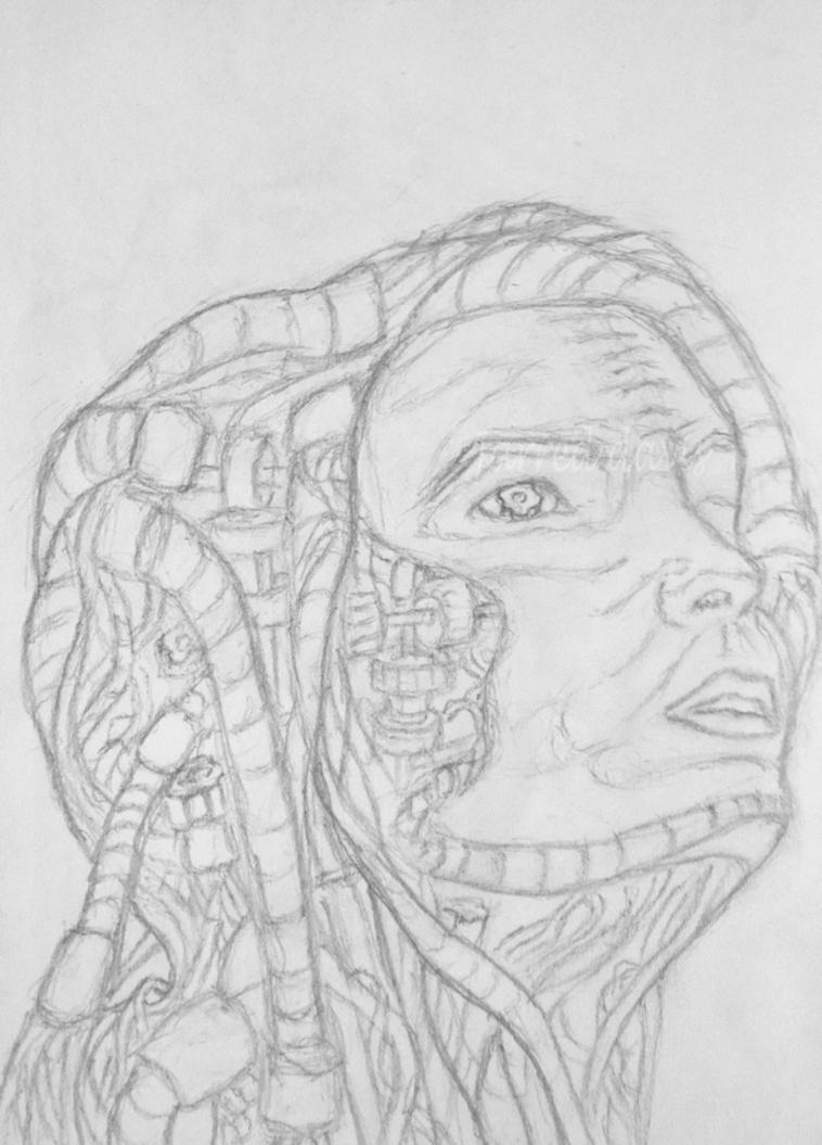 mechanized concept by Jarredsart