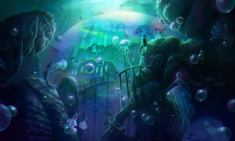 Atlantis by aerobicsalmon