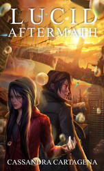 Book Cover- Lucid Aftermath