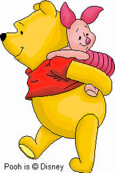 Pooh and Pigglet