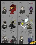 Mass Effect - Squad conversation