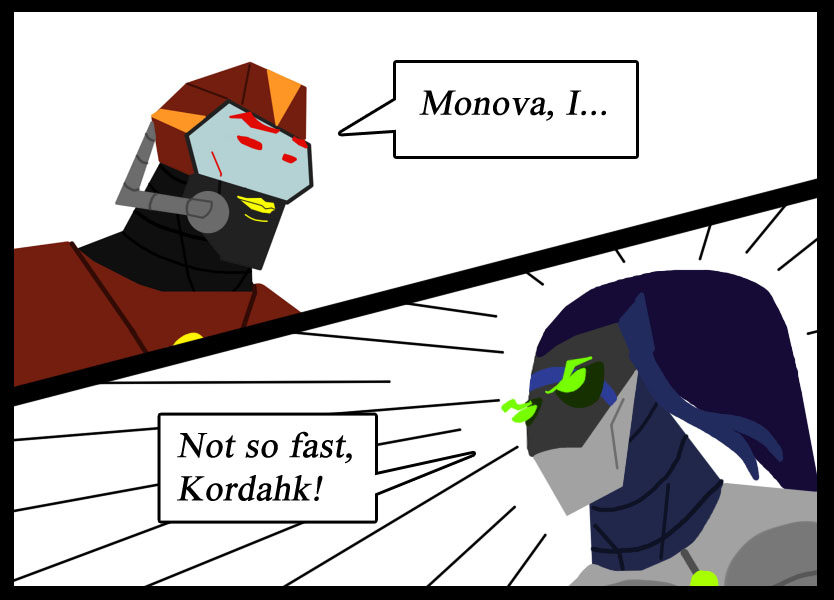Handsome face meme: with Monova and Kordahk by Finjix on ...