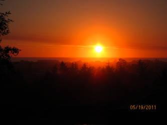 Sunset II by LostSoldierofWAR