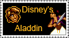 Aladdin Stamp by LoveAnimeAndCartoons