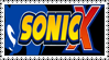 Sonic X Stamp by LoveAnimeAndCartoons