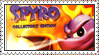 Spyro Collector's Edition Stamp by LoveAnimeAndCartoons