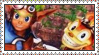Jak and Daxter Stamp by LoveAnimeAndCartoons