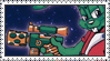 Jazz Jackrabbit (GBA) Stamp by LoveAnimeAndCartoons