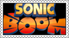Sonic Boom Stamp by LoveAnimeAndCartoons