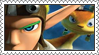 Jak and Daxter: The Lost Frontier Stamp by LoveAnimeAndCartoons