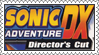Sonic Adventure DX Stamp by LoveAnimeAndCartoons
