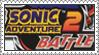 Sonic Adventure 2: Battle Stamp by LoveAnimeAndCartoons