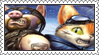 Blinx 2: Masters of Time and Space Stamp by LoveAnimeAndCartoons
