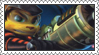 Ratchet and Clank: Going Commando Stamp 1 by LoveAnimeAndCartoons