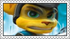 Ratchet and Clank: Going Commando Stamp 2 by LoveAnimeAndCartoons