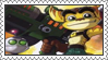 Ratchet and Clank: Going Commando Stamp 3 by LoveAnimeAndCartoons