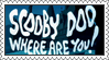 Scooby-Doo, Where Are You! Stamp by LoveAnimeAndCartoons