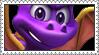 AHT!Spyro Stamp by LoveAnimeAndCartoons