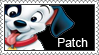 Patch Stamp by LoveAnimeAndCartoons